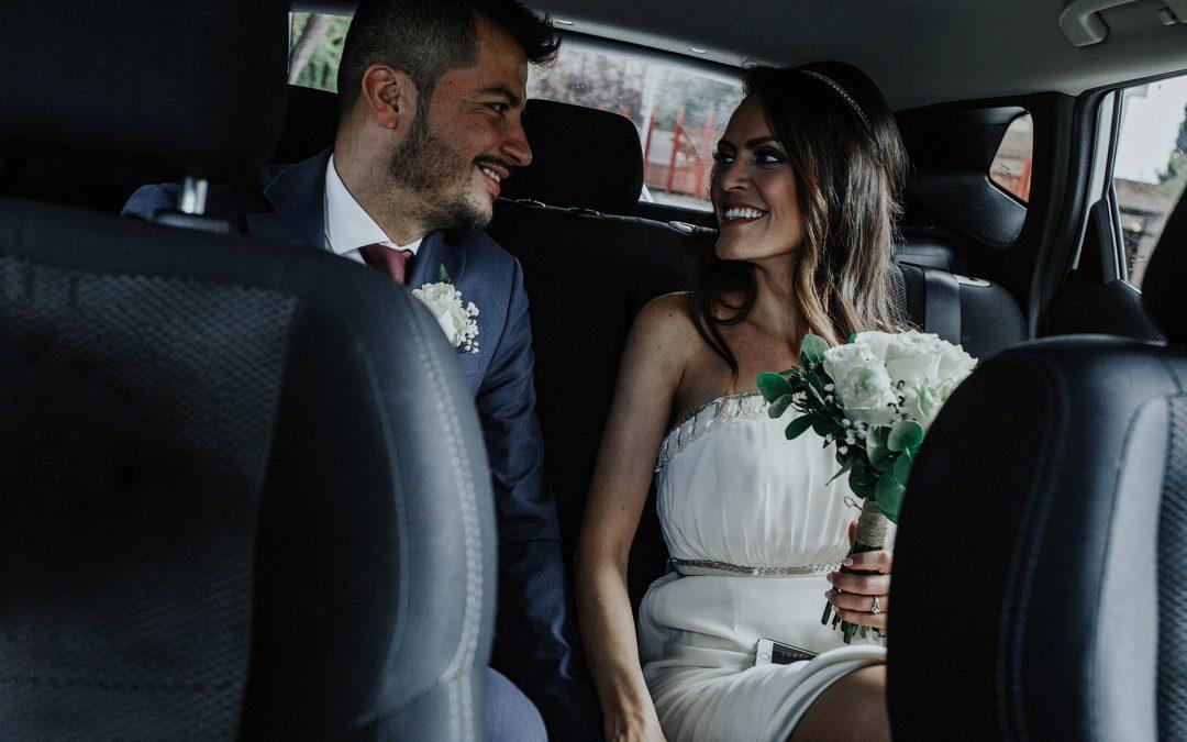 Jorge y Tania   Madrid