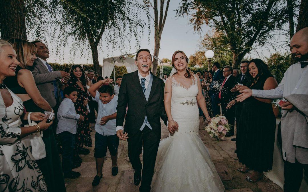 Erick y María   Andujar